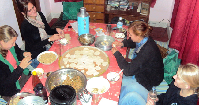 Cultural exchange in Nepal - Learn Nepali language, Learn Nepali Cooking and More
